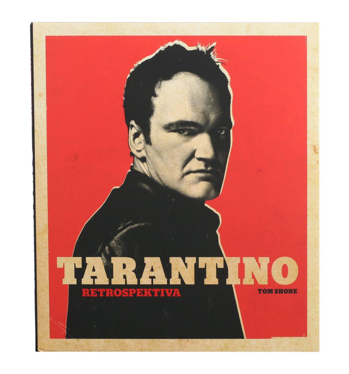 kniha Tarantino - Retrospektiva - Shone Tom - 0310336