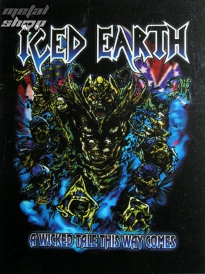 vlajka Iced Earth HFL 0931