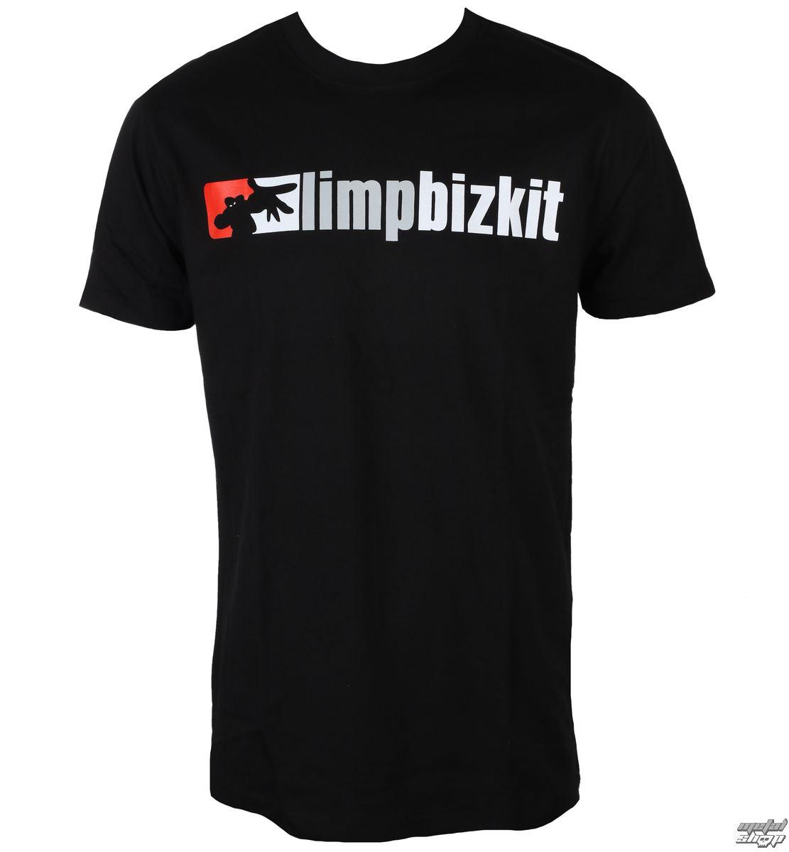 tričko pánske Limp Bizkit - Logo - URBAN CLASSIC - MT438