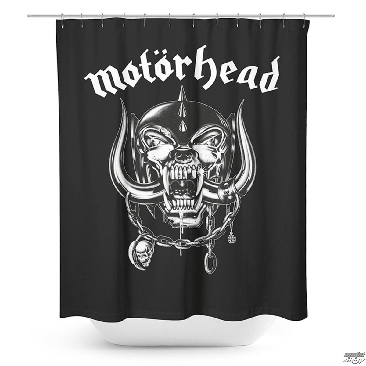 záves do sprchy Motörhead - SCMH1