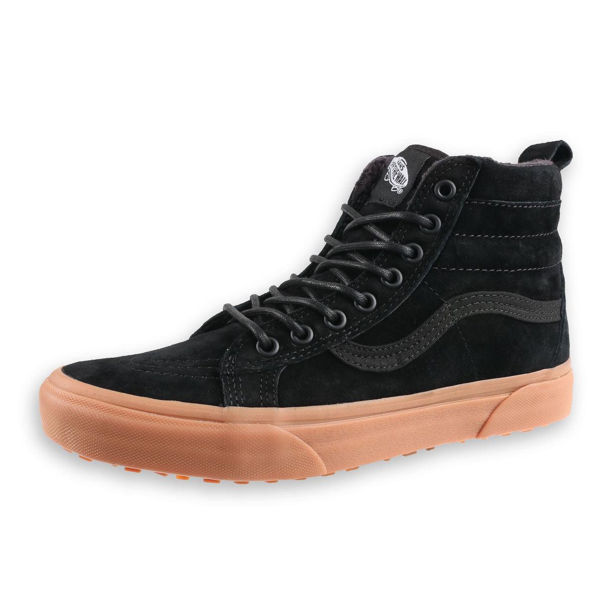 topánky zimný VANS - UA SK8-Hi - MTE BLACK / GUM - VN0A33TXGT71