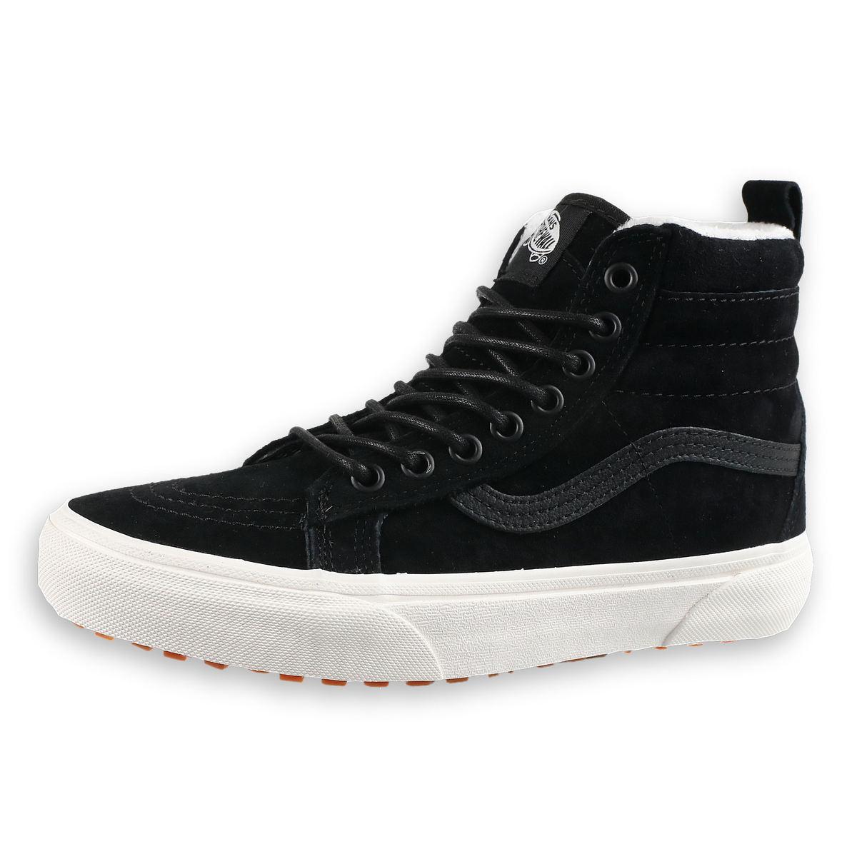topánky zimný VANS - UA SK8-Hi - MTE BLACK / BLA - VN0A33TXUC21