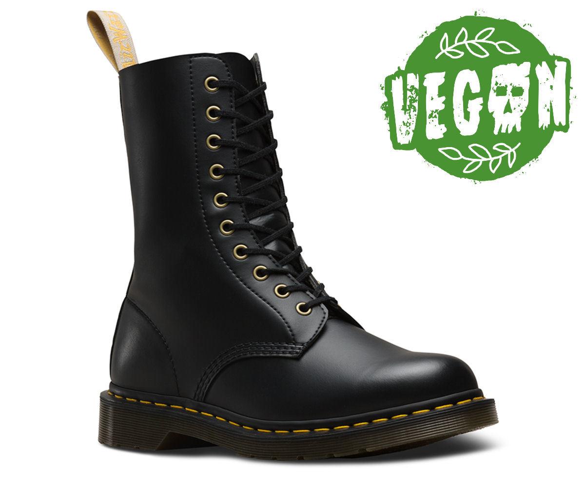 055dee7a8fc66 topánky kožené unisex - 10 dírkové - Dr. Martens - DM23981001