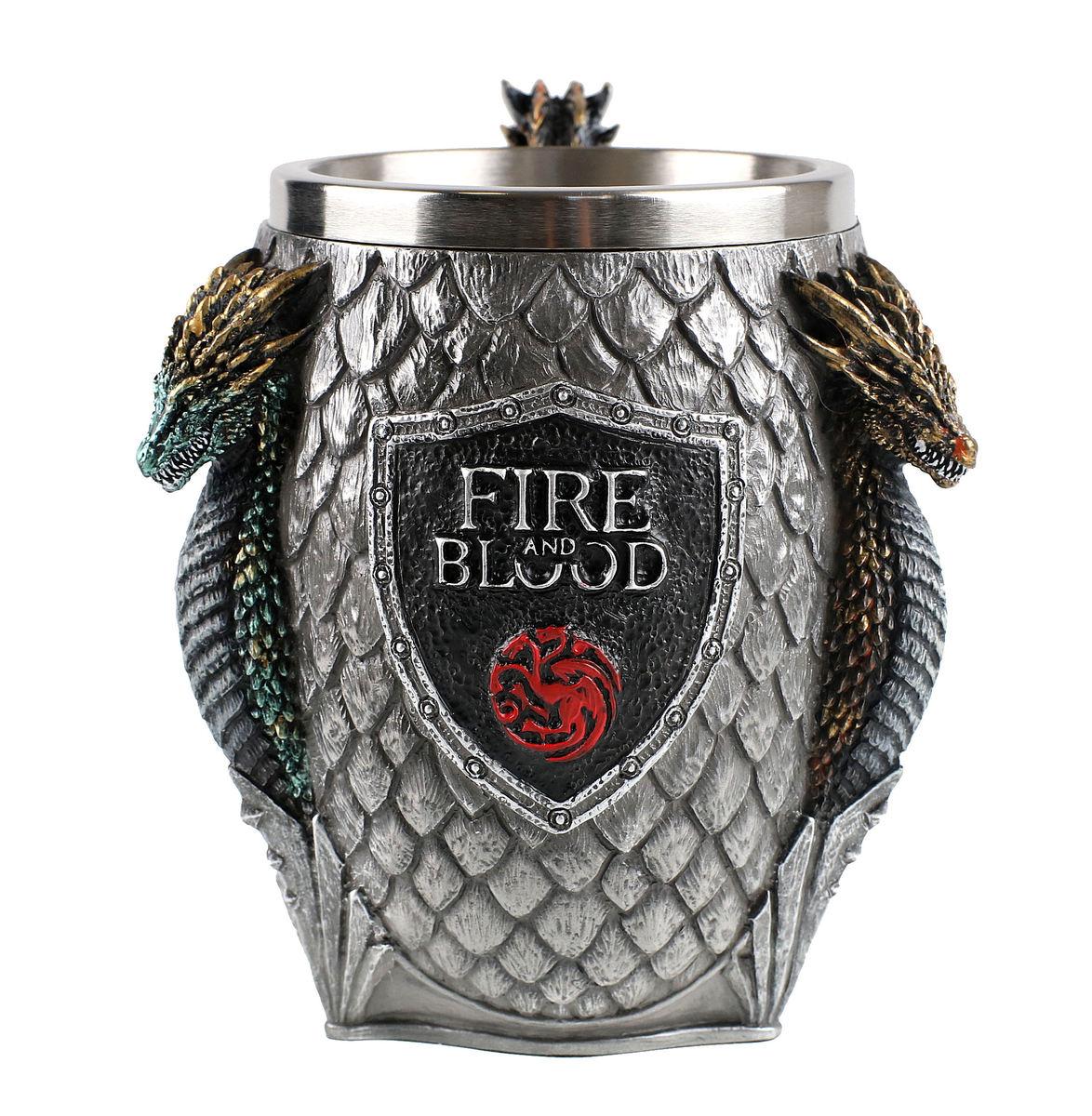 hrnček (korbel) Hra o trůny - House Targaryen - B3704J7