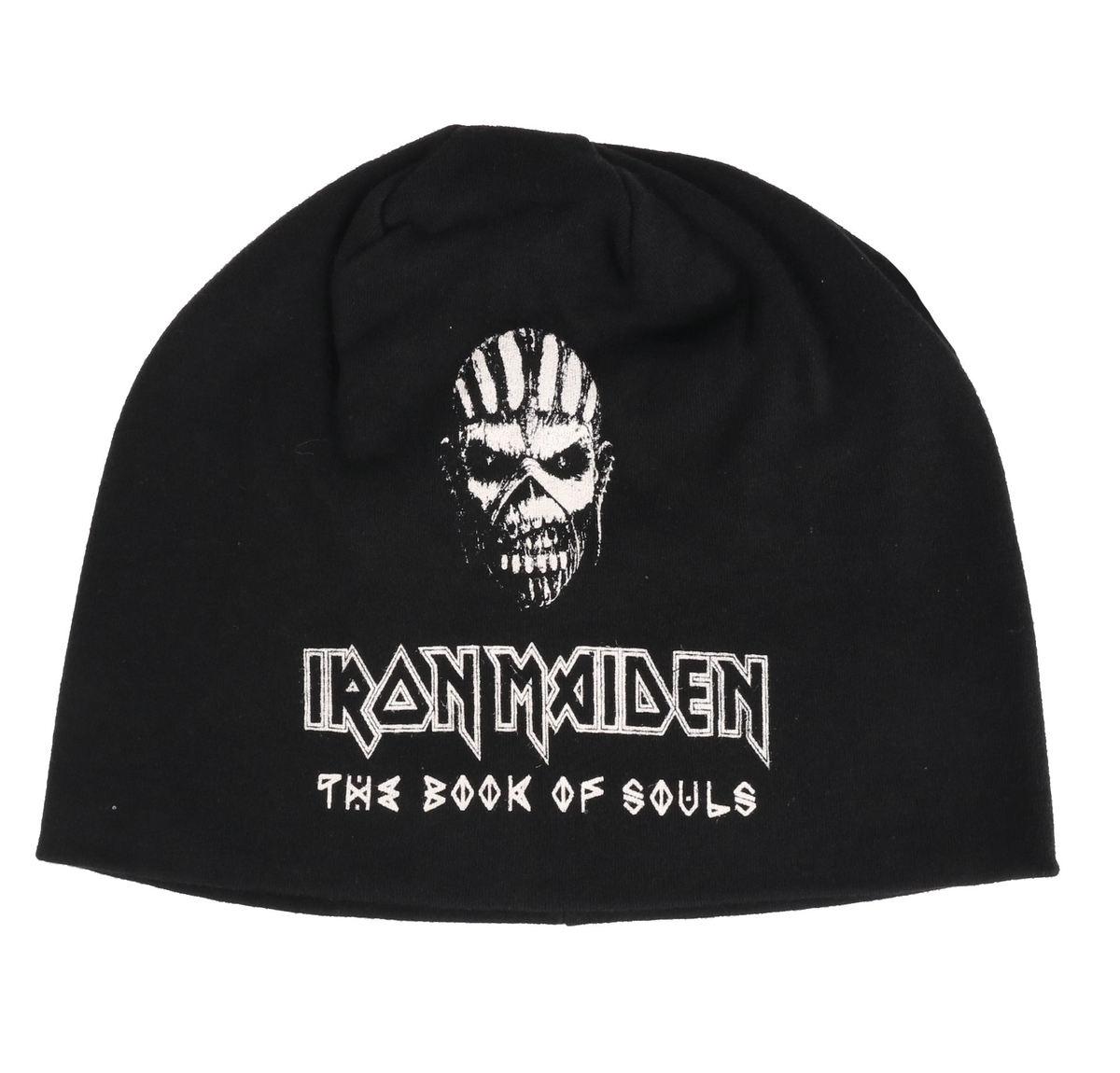 čiapka Iron Maiden - The Book Of Souls - RAZAMATAZ - JB077
