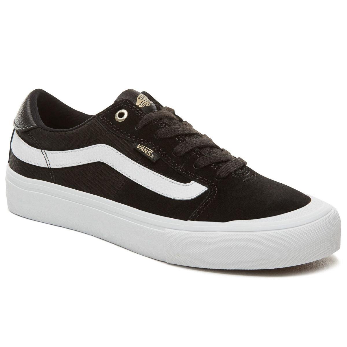 topánky pánske VANS - Style 112 Pro - Black / White / Kha - VN0A347XBEH1