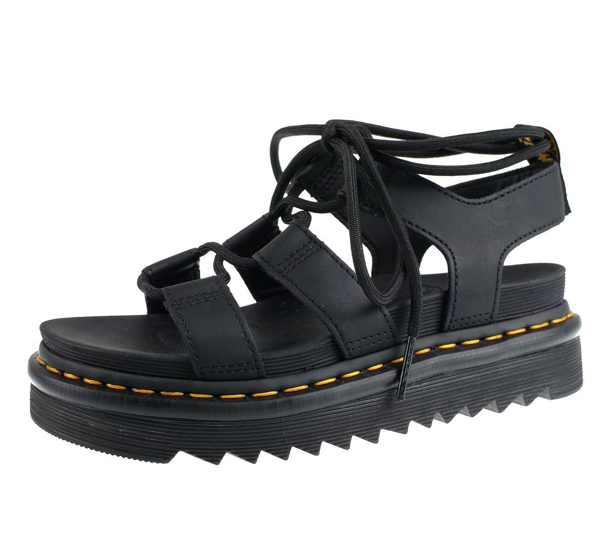 sandále dámske DR.MARTENS - NARTILLA BLACK - DM24641001