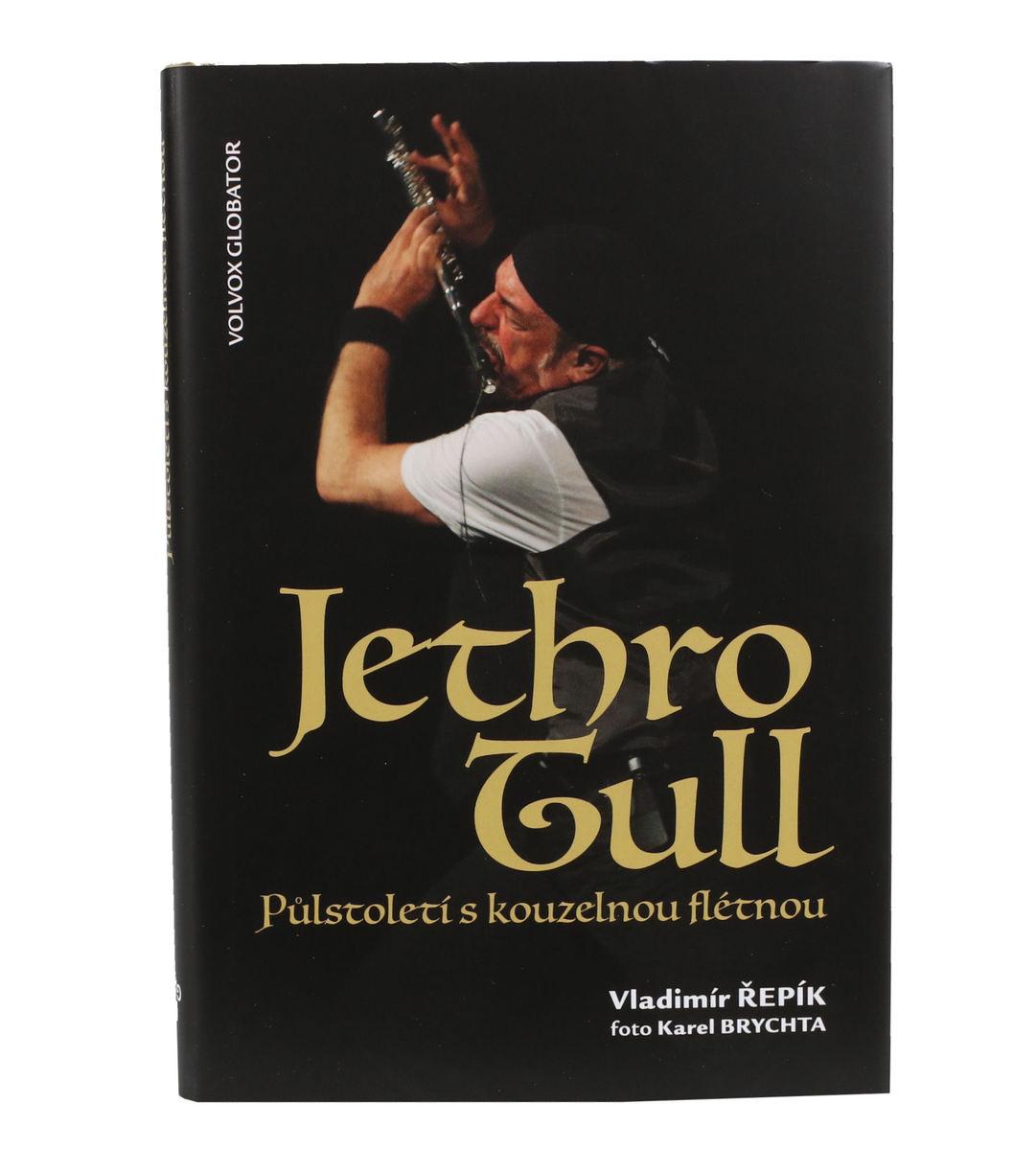 kniha Jethro Tull - Půlstoletí s kouzelnou flétnou - Vladimír repík - KOS011