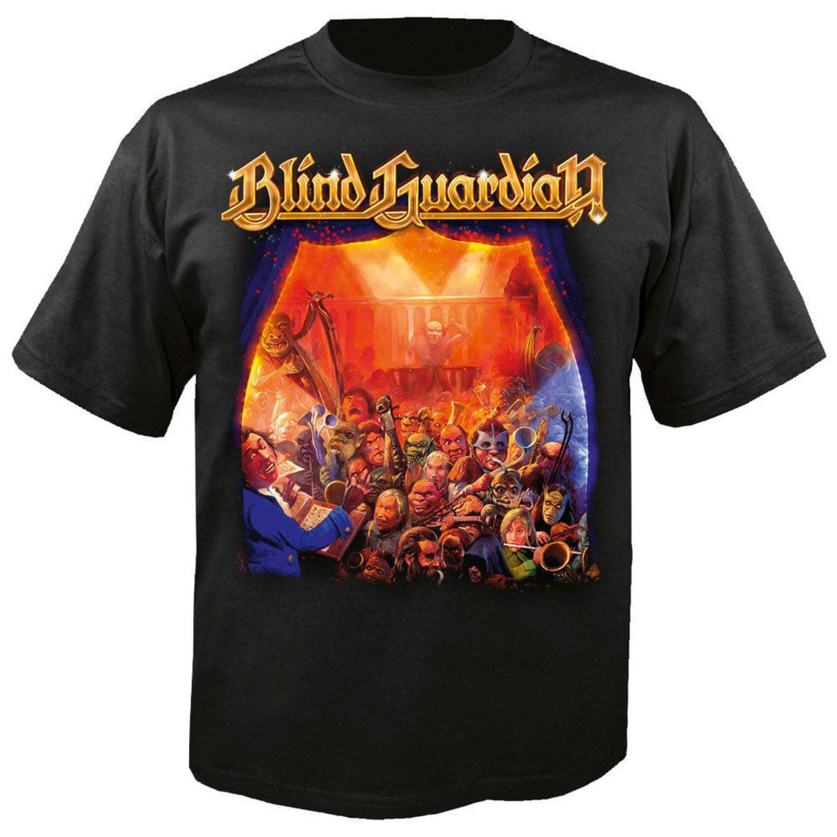 tričko pánske BLIND GUARDIAN - A night at the opera - NUCLEAR BLAST - 27598_ TS