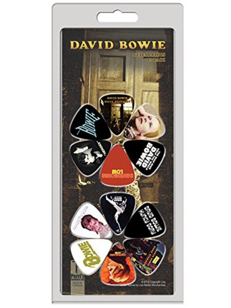 trsátka David Bowie - PERRIS LEATHERS - DB1