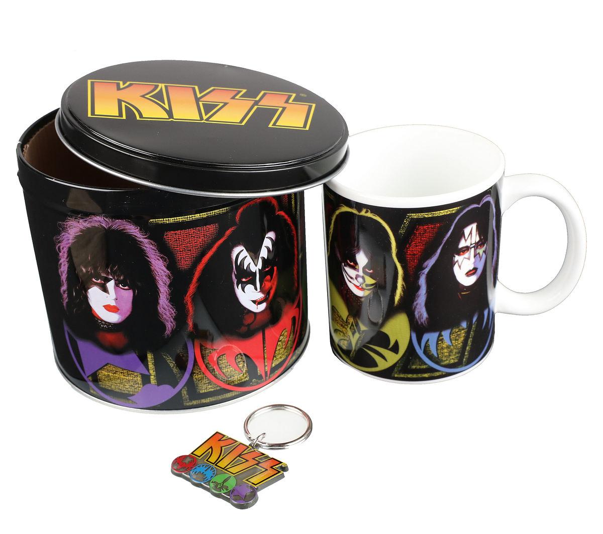 darčeková sada Kiss - ROCK OFF - KISSGFTSET01