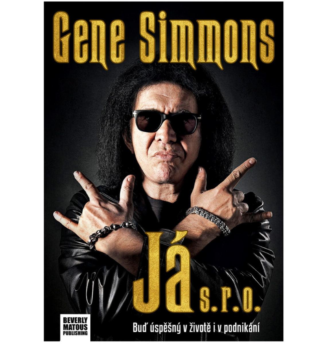 kniha Ja s.r.o. - Gene Simmons - Kiss - VOL038