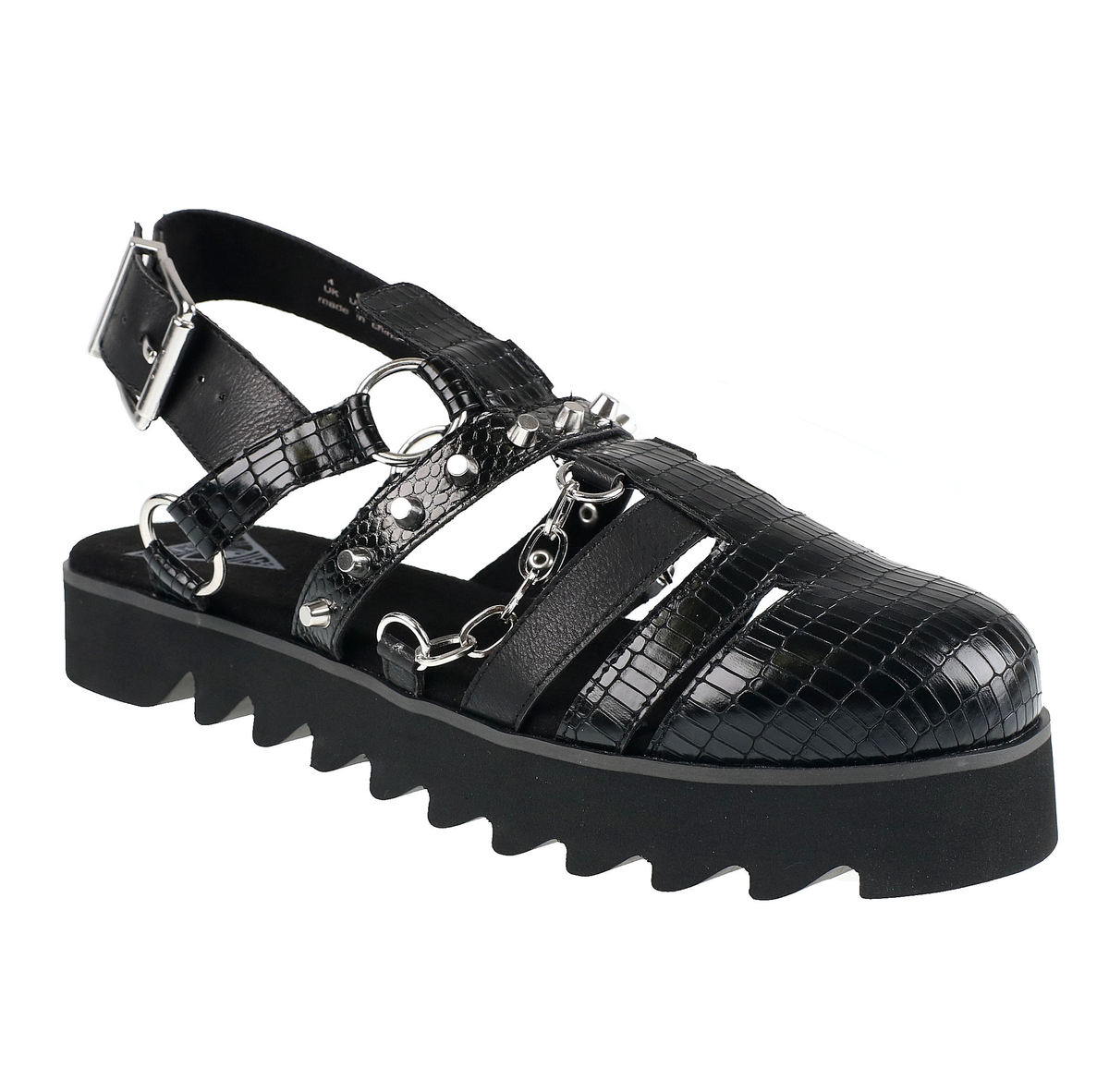 sandále dámske DISTURBIA - Tiberius - SS19F3