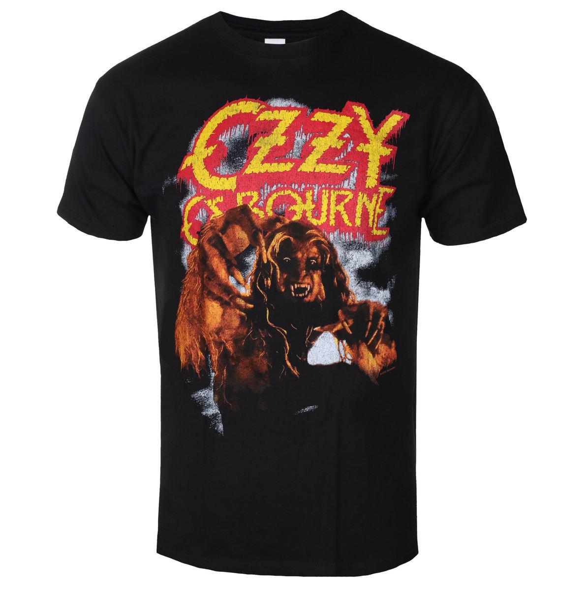 tričko pánske Ozzy Osbourne - Vtge Werewolf - ROCK OFF - OZZTSG11MB