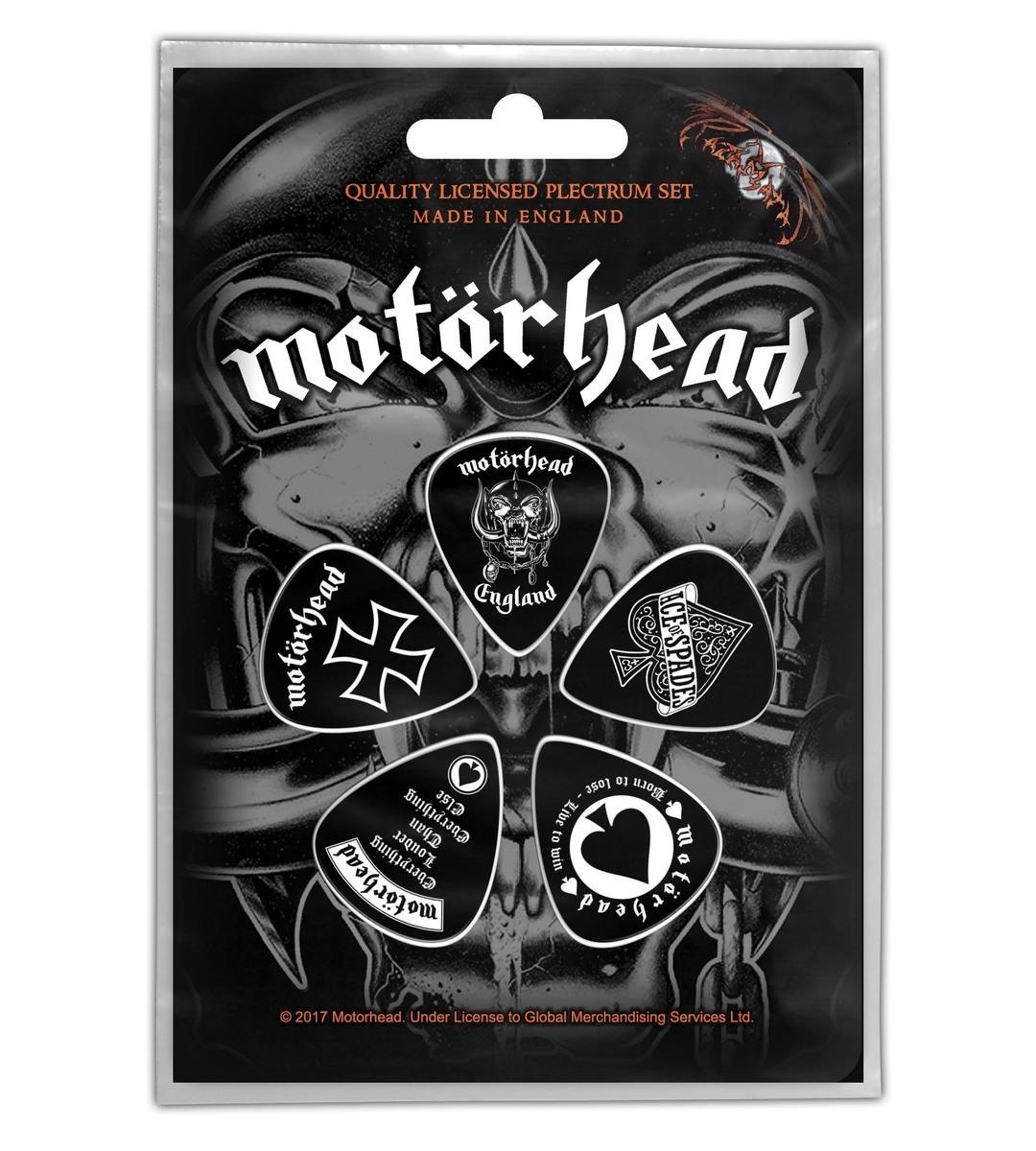 trsátka Motörhead - England - RAZAMATAZ - PP020