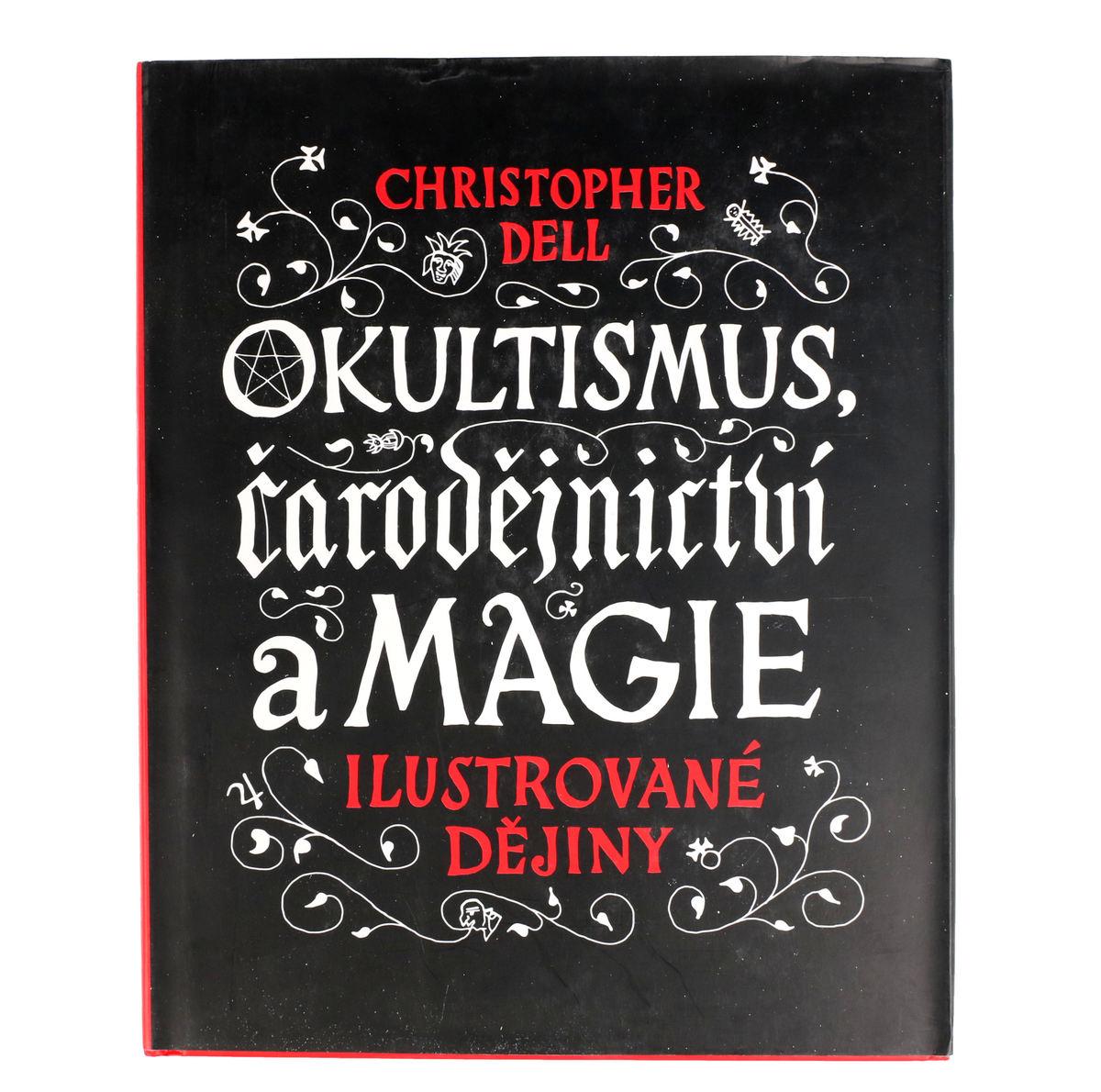 kniha okultizmus, čarodejníctvo a mágia - KOS019