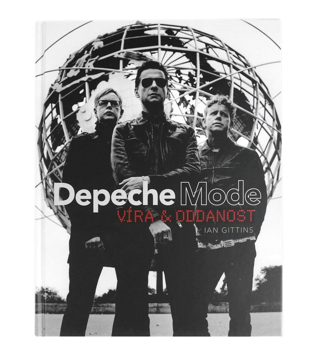 kniha Depeche Mode - Ian Gittins - KOS020