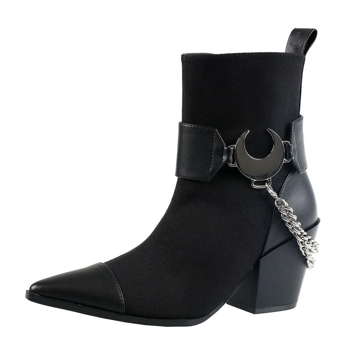 topánky dámske KILLSTAR - Luna - BLACK - KSRA002052