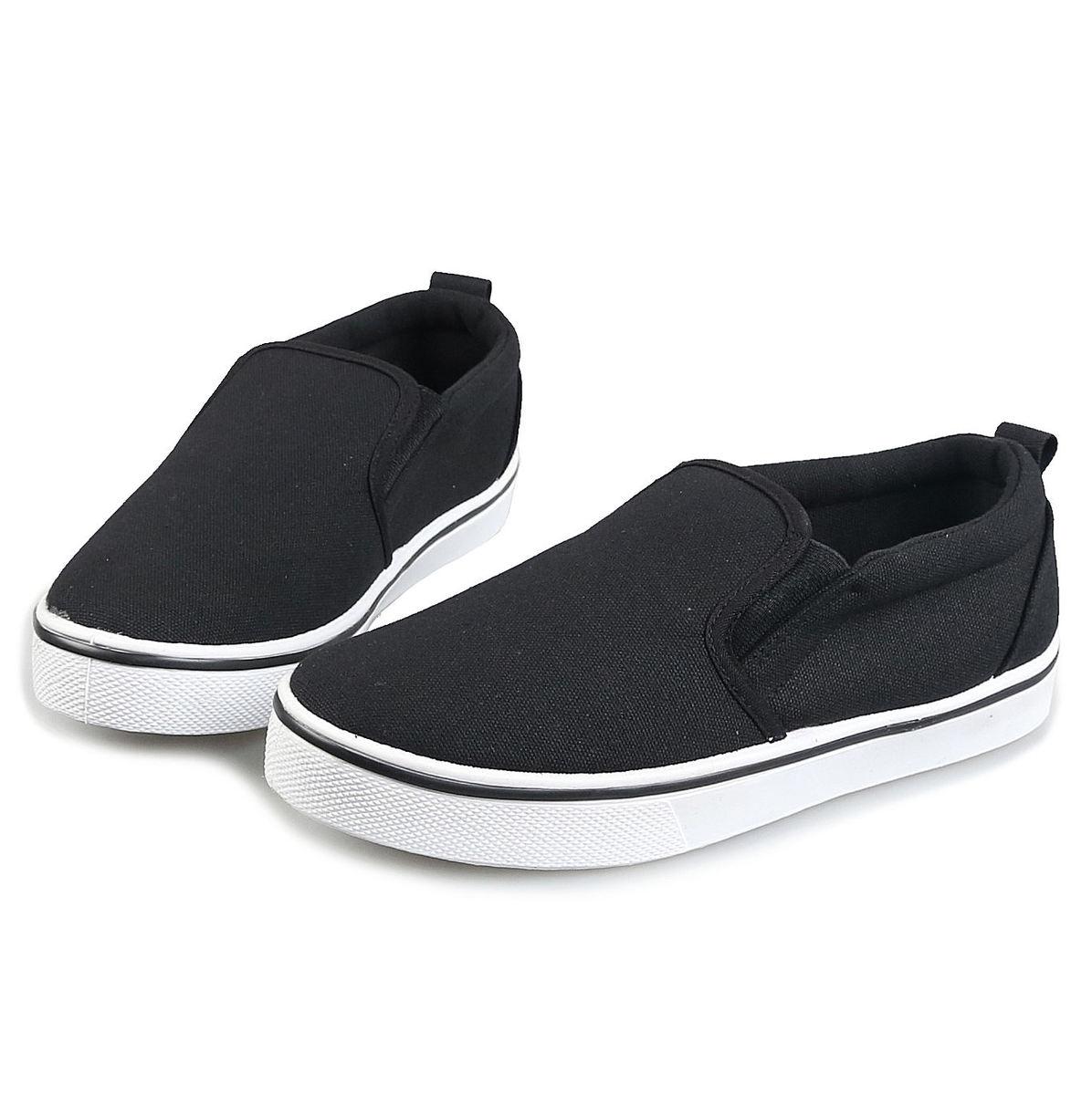 topánky dámske BRANDIT - Southampton - 9041-black+white