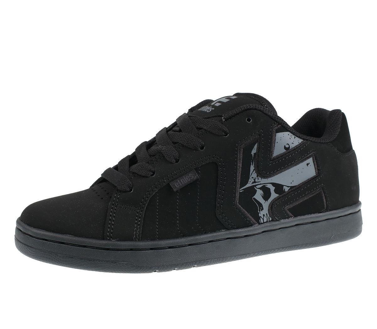 topánky ETNIES - Metal Mulisha - Fader 2 - BLACK / BLACK / BLACK - 10055221