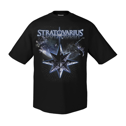 "tričko pánske Stratovarius-""Earthcrisis 1"" - 185831 - ART-WORX"
