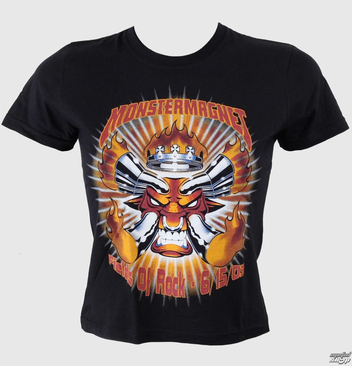 """tričko dámske Monster Magnet """"Head"""" - GS 2491 - TRASHMARK"""