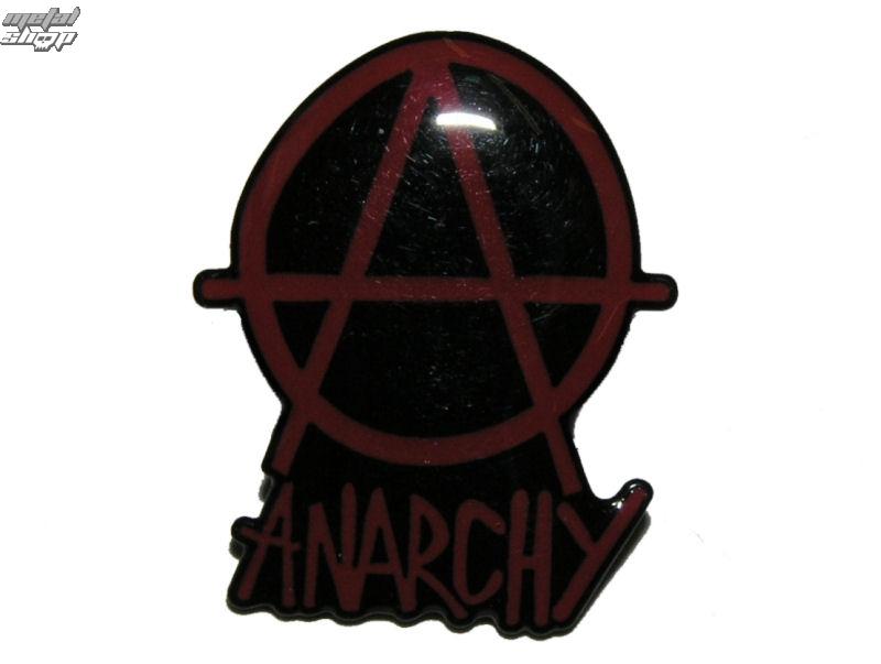 pripináčik Anarchy - RP - 016 - MAC