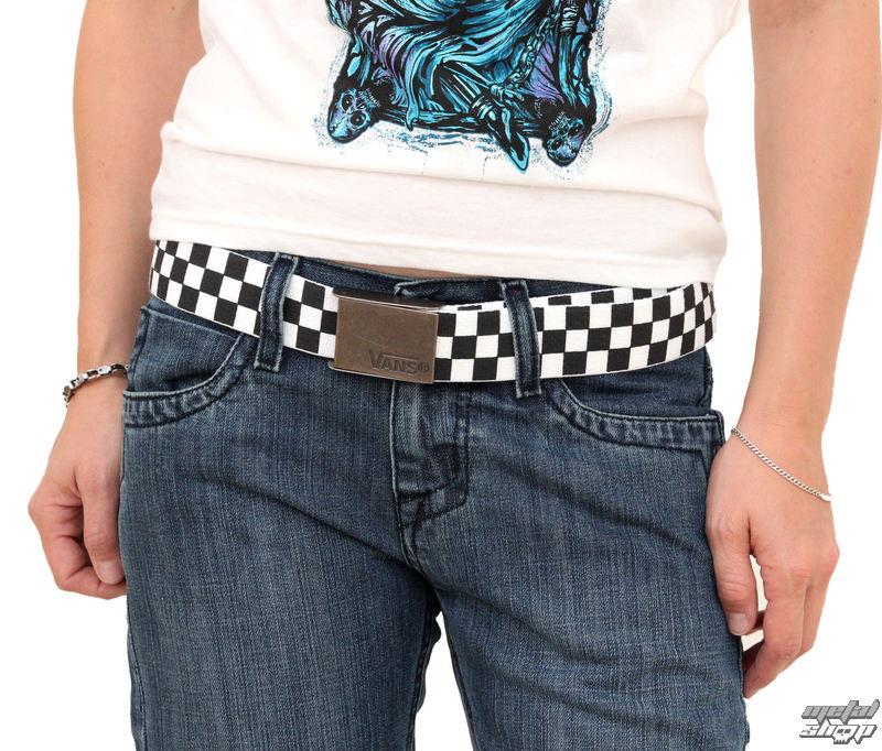 opasok plátený VANS - Deppster Web Belt - WHITE