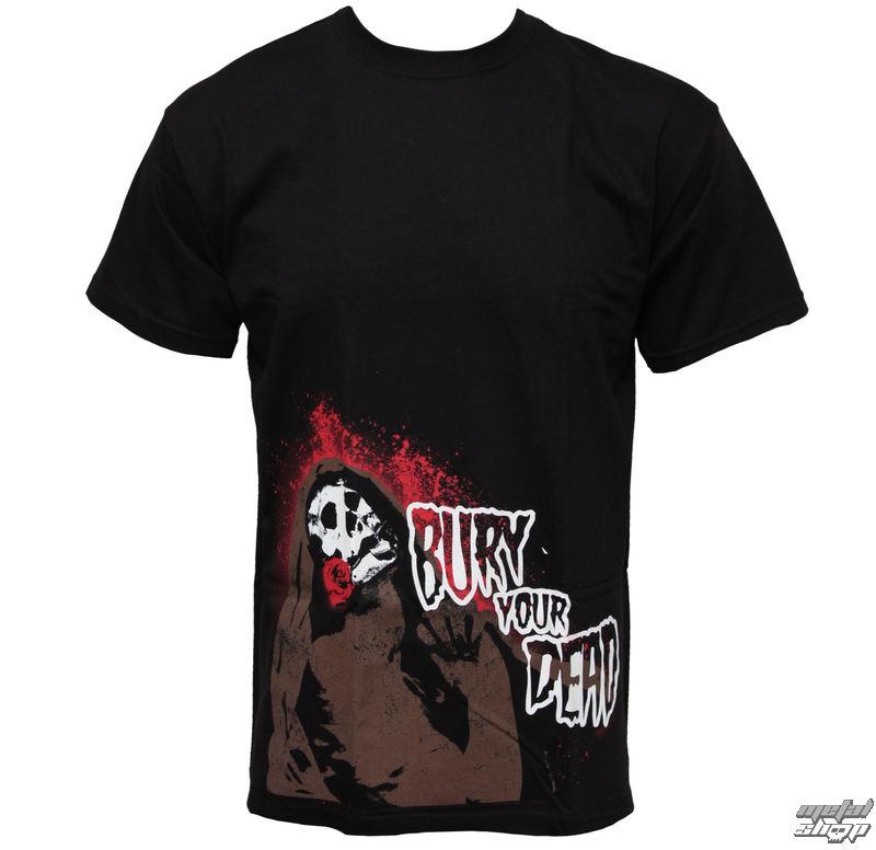 tričko pánske Bury your Dead - 4553 - TRASHMARK