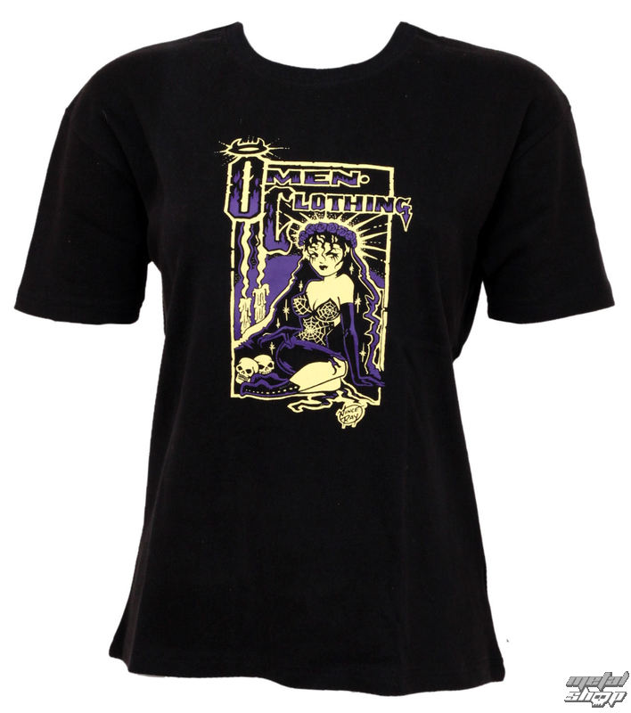 tričko dámske OMEN - Omen Clothing Vince Ray Girls Top - ABF413