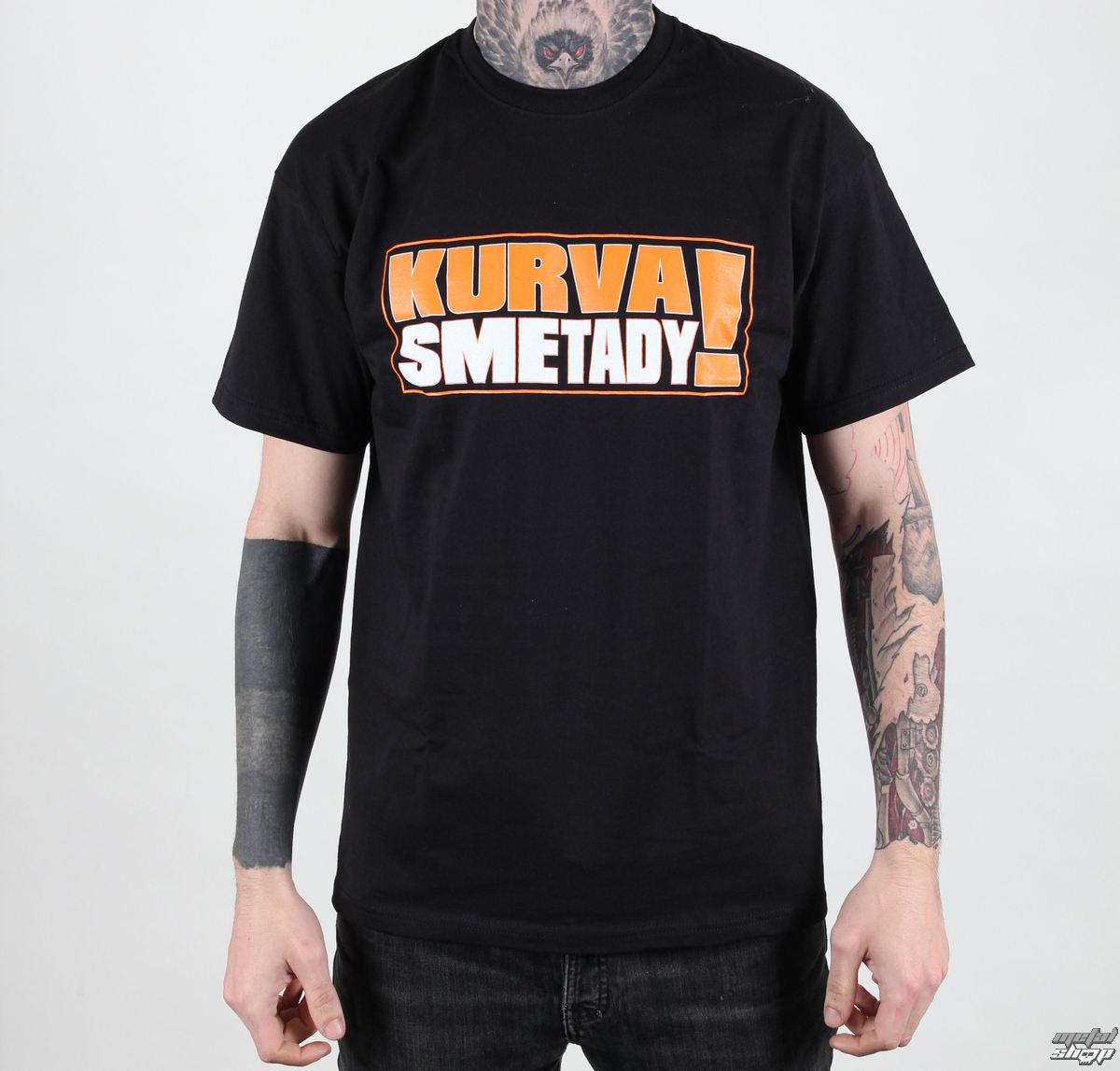 tričko DOGA Kurvasmetady