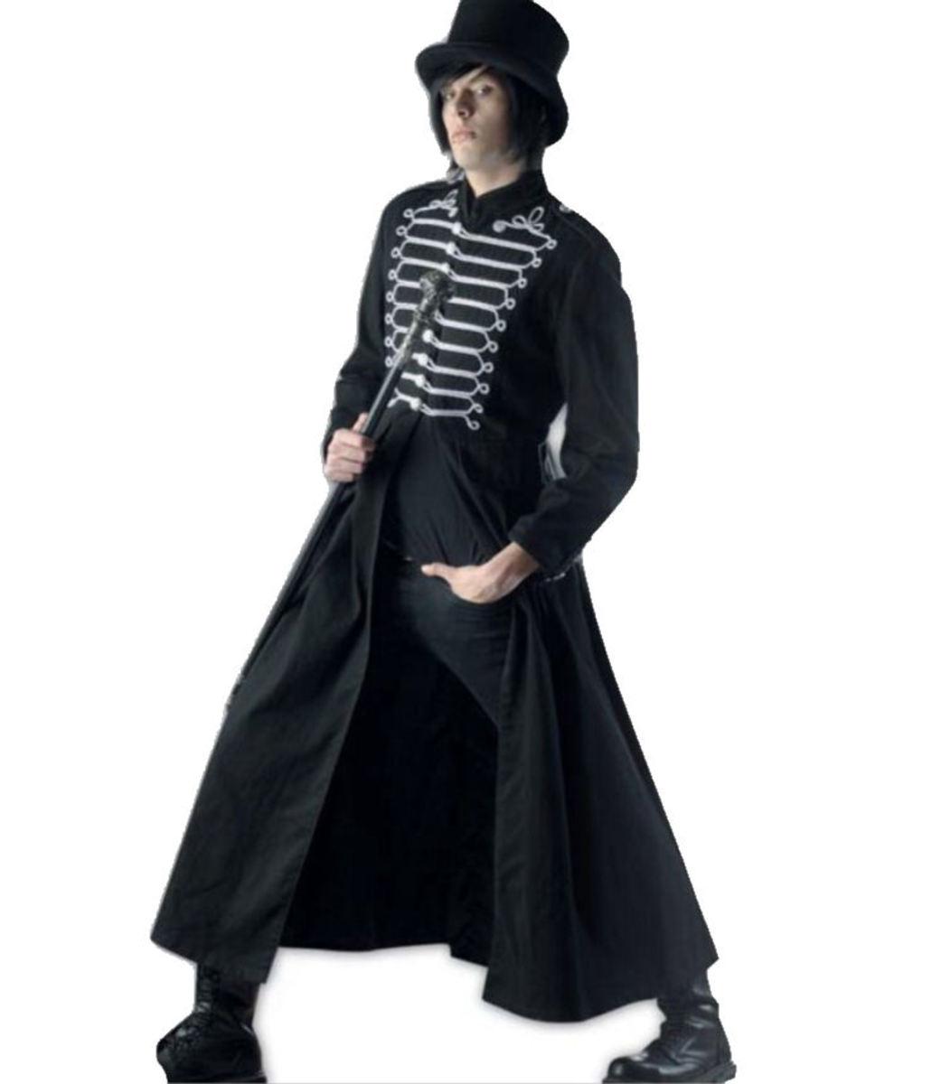 kabát pánsky ZOELIBAT - 30011341.008