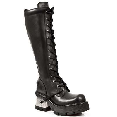 topánky NEW ROCK - 14-eye Boots (236-S1) - N-8-14-700-00