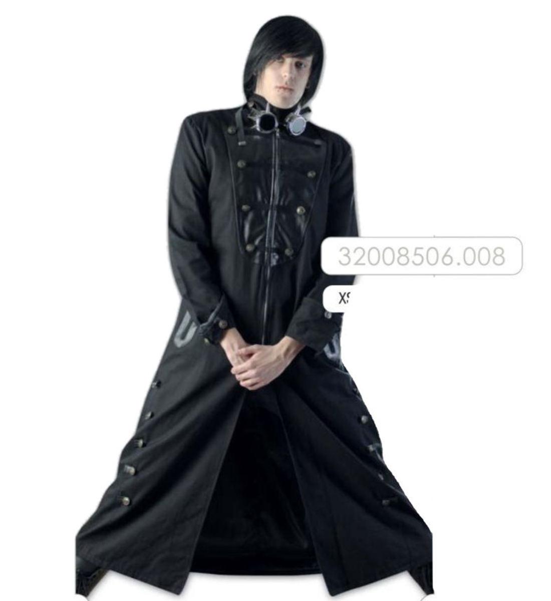 kabát pánsky ZOELIBAT - 32008506.008