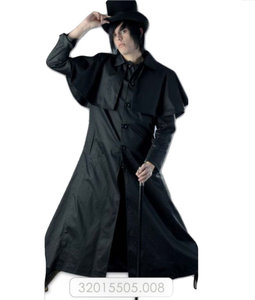 kabát pánsky ZOELIBAT - 32015505.008
