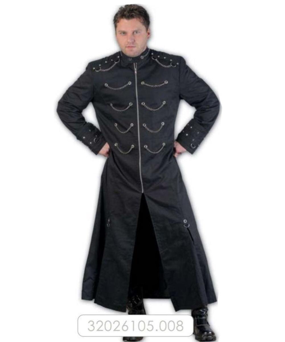 kabát pánsky ZOELIBAT - 32026105.008