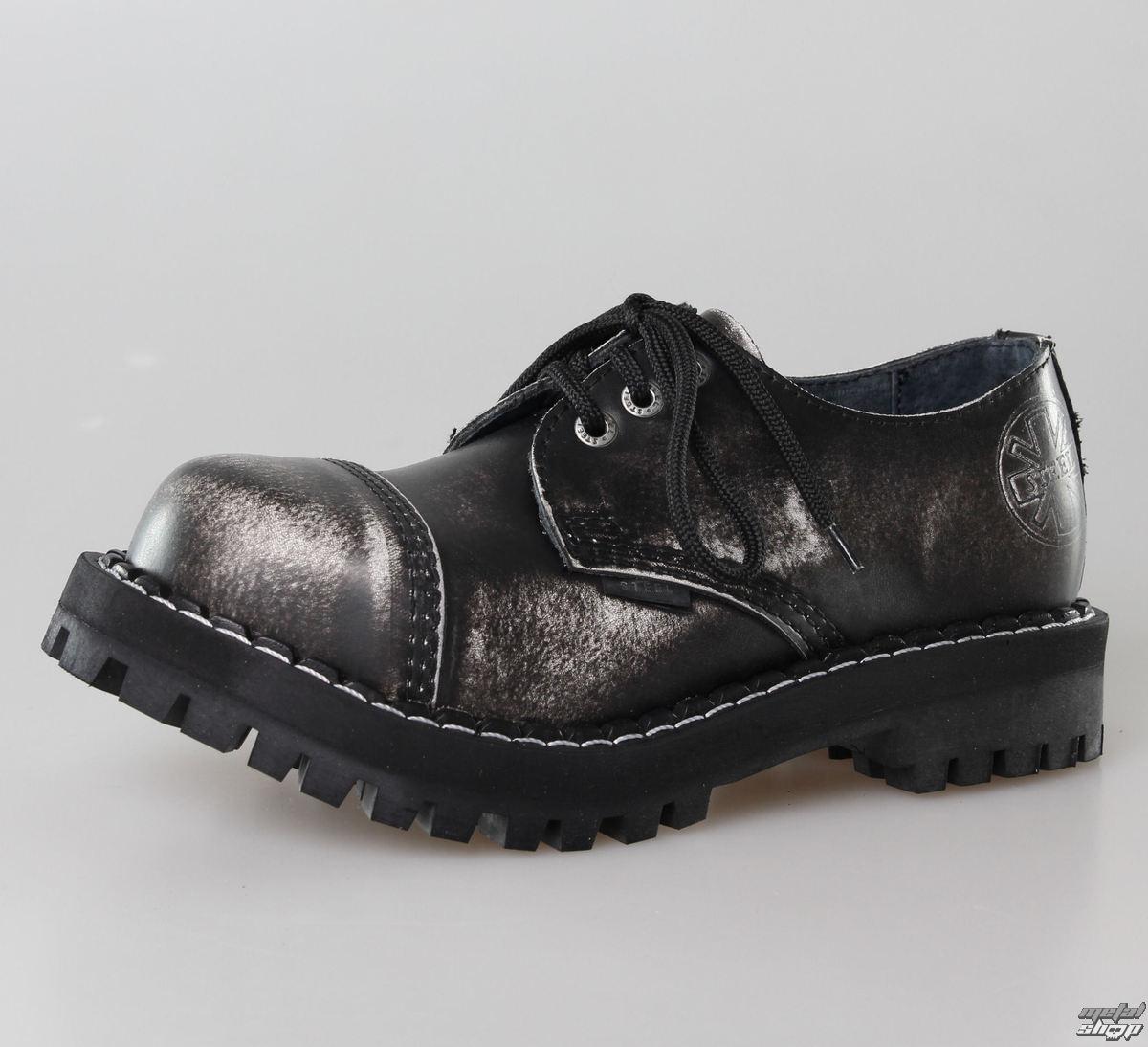 topánky STEEL - 10 dierkové čierne ( 105 106 Black) 10tich-dierkové ... 3a871c7b4a5a6