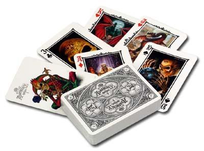 karty Alchemy Arcana Playing Cards CARD2 - Alchemy Gothic
