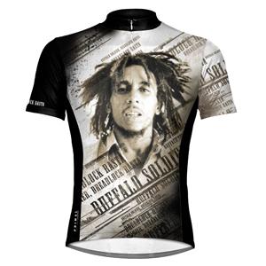 "dres cyklistický Primal WEAR - Bob Marley ""Dreadlock Rasta"" - BMDRJ10M"