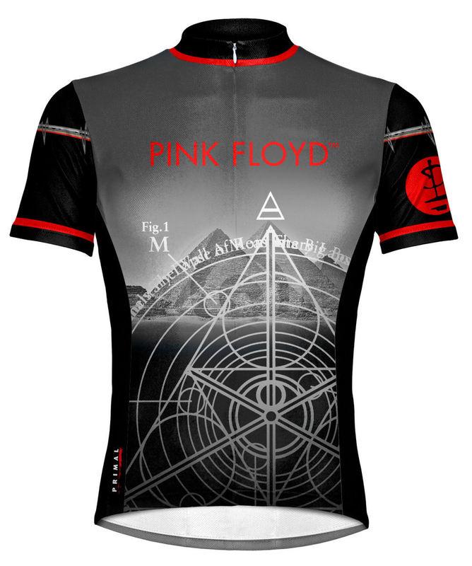 """dres cyklistický Primal WEAR - Pink Floyd """"Giza"""" - PFMOJ10M"""