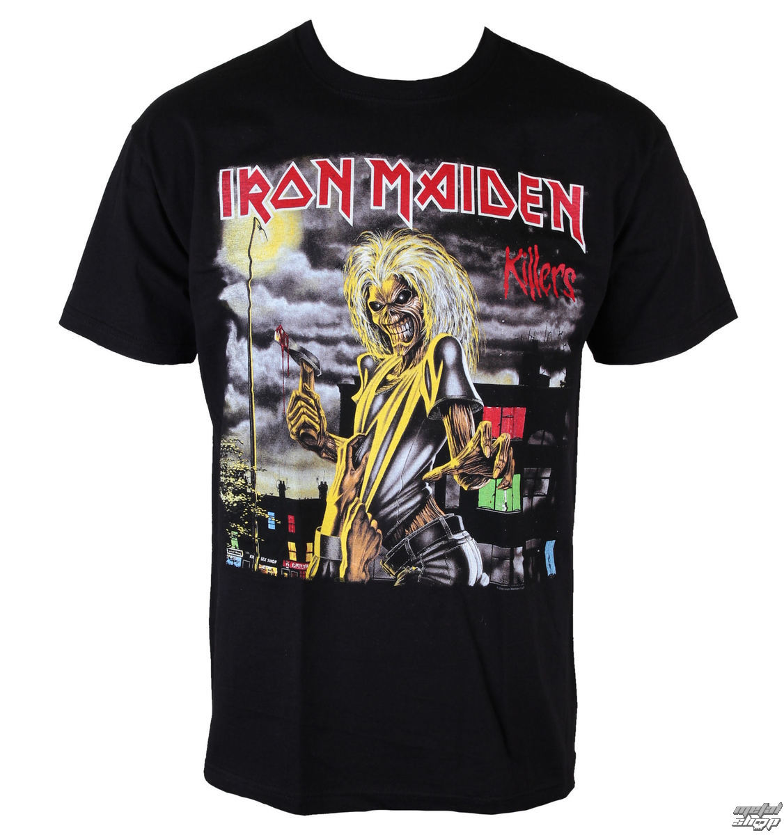 tričko pánske Iron Maiden - Killers - IMTEE09MB02 - EMI