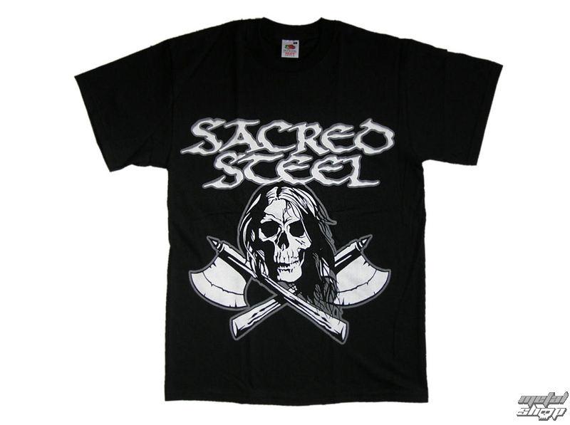 "tričko pánske Sacred Steel ""Fuck Trends"" - MUSICAT - TS1114"