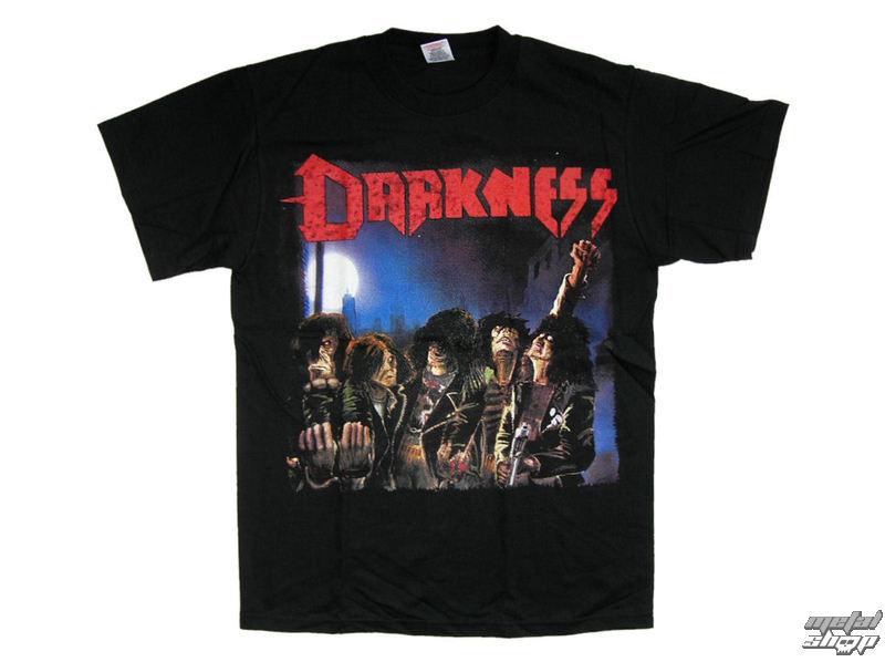 """tričko pánske Darkness """"Deathsquad"""" - MUSICAT - TS1126"""