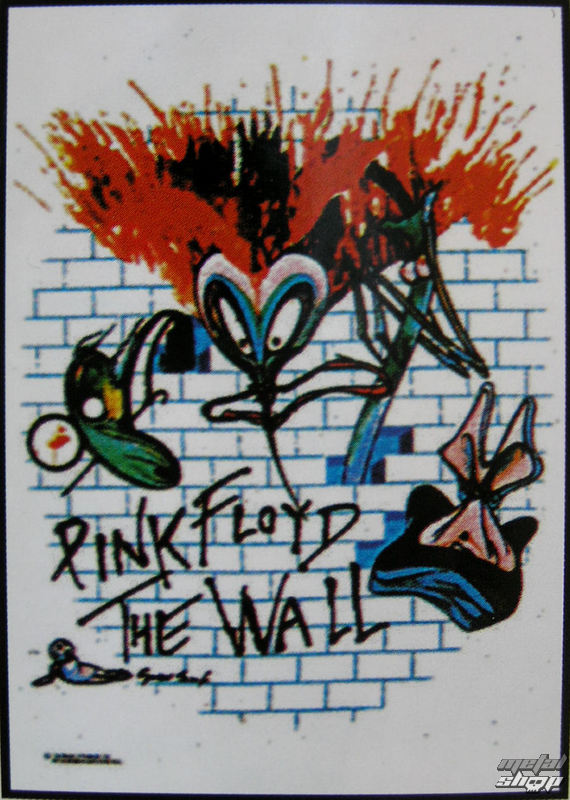 vlajka Pink Floyd - The Wall - HFL0063