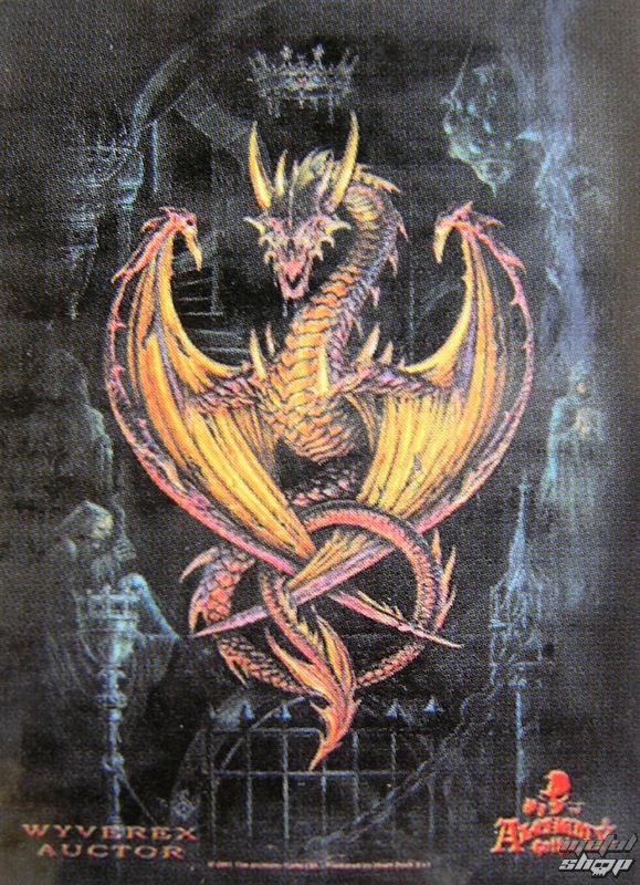 vlajka Achema Gothic HFL 346