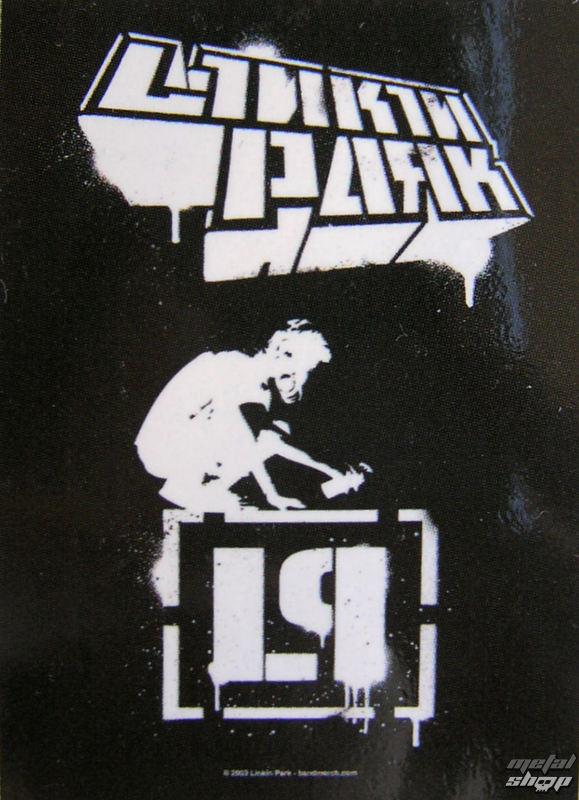 vlajka Linkin Park HFL 551