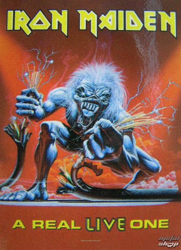 vlajka Iron Maiden HFL 727