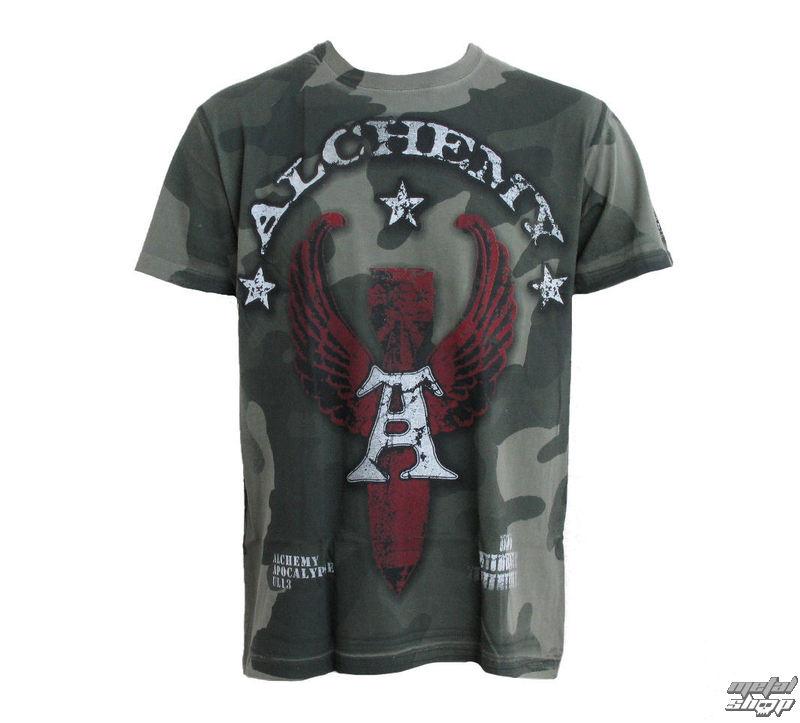 tričko pánske ALCHEMY - Vengeance - 1583
