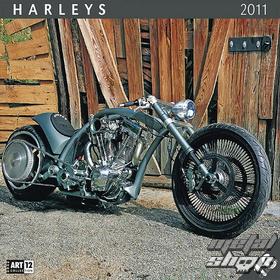 kalendár nástenný Harleys 2011 (2)