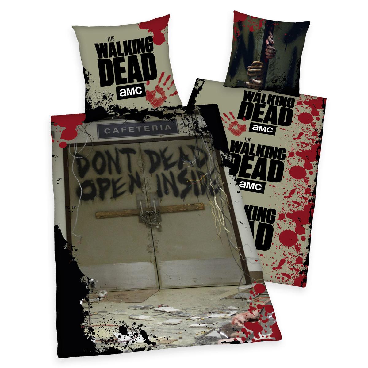obliečky The Walking Dead - HERDING - 44652 14.050
